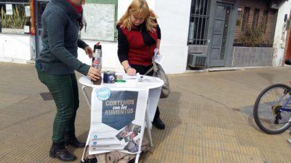 Los vecinos de la comuna se unen contra el aumento en los servicios públicos