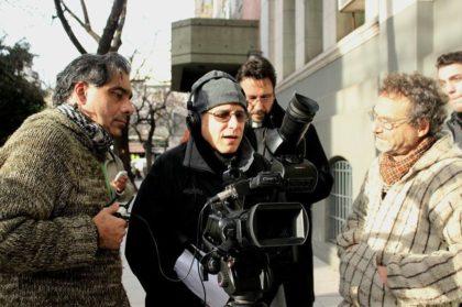 Monte Castro, un barrio de festejo y un director de cine con el sueño cumplido