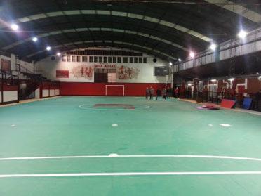 Un tradicional club de Villa Real busca mantener sus instalaciones en Irigoyen 2050