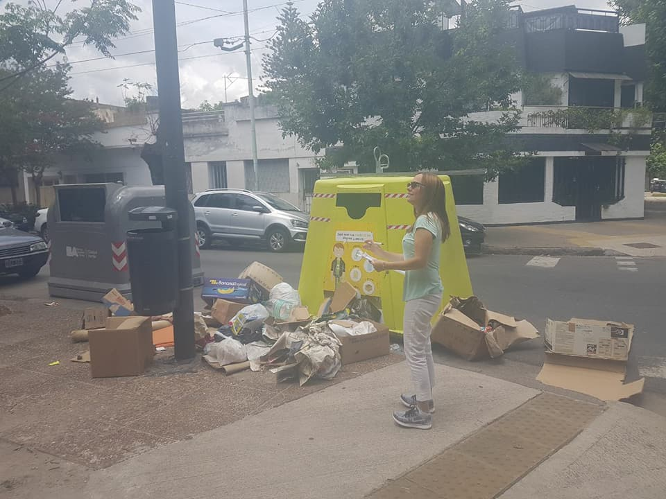 Higiene en la Comuna 10: más de la mitad de las quejas son por la basura