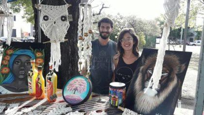 Este sábado vuelve la Feria de Economía Social a la Plaza Don Bosco