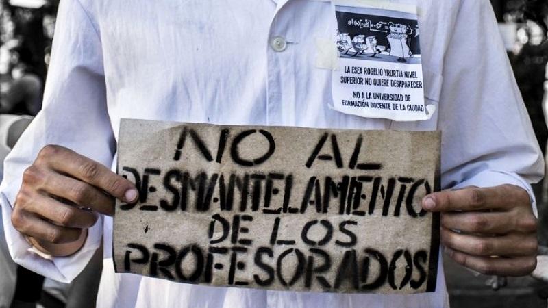 El Fernando Arranz participará de un Festival en defensa de los profesorados