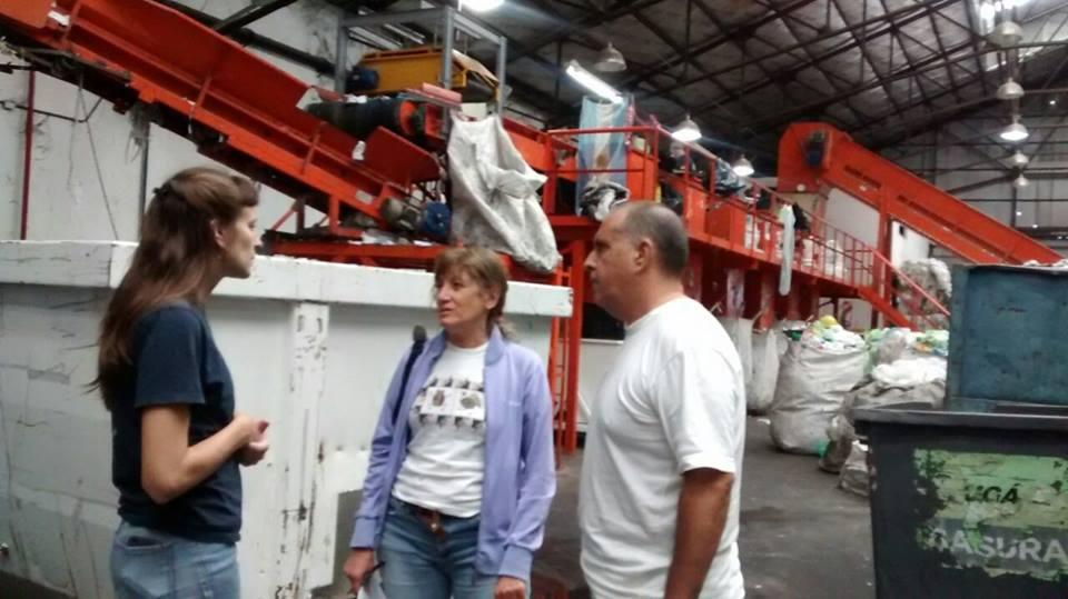 Comisión de Salubridad e Higiene del CCC10: vecinos que trabajan voluntariamente por una Comuna más limpia