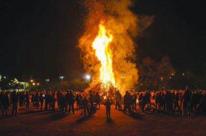 Fogata de San Pedro y San Pablo, una celebración popular a cielo abierto
