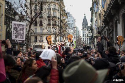 El arte en la calle no es delito: crece el rechazo a la reforma del código contravencional de la Ciudad