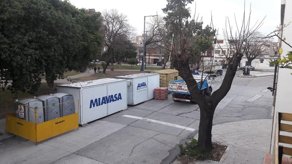 Sorpresivamente, la justicia levantó la medida cautelar y es inminente el reinicio de la obra Zona Calma en Villa Real