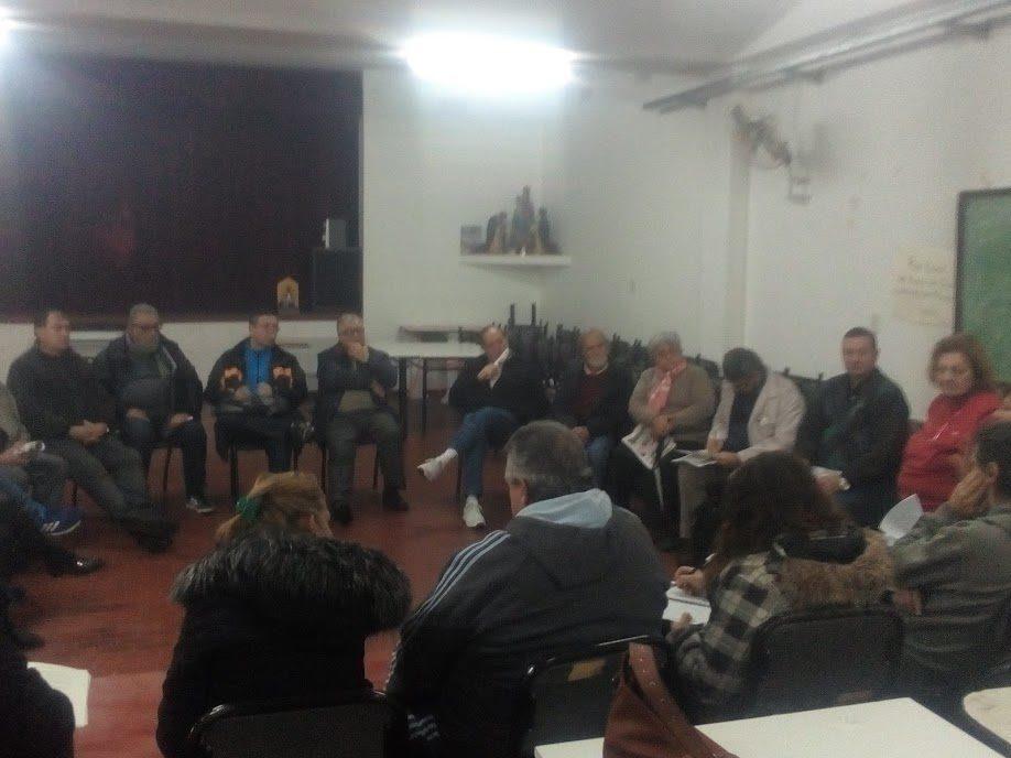 Se realizó la Asamblea Mensual del Consejo Consultivo de la Comuna 10
