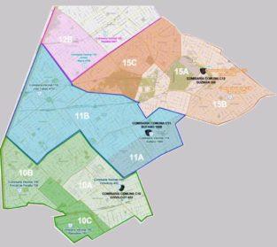 La Policía de la Ciudad reestructuró el sistema de Comisarías y la 43° será la nueva Comisaría Comunal