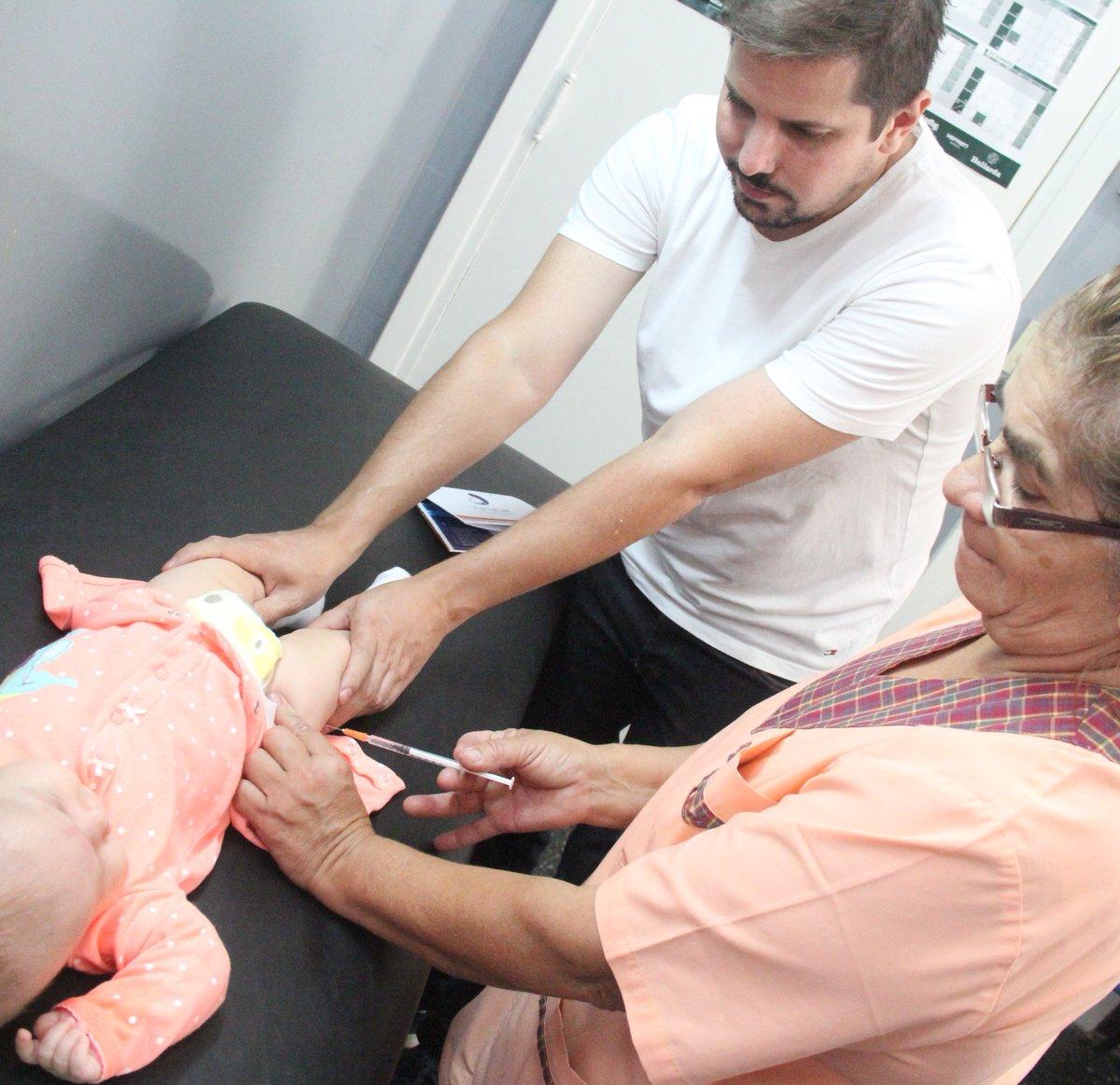 Sarampión: a partir del lunes, el Hospital Vélez Sarsfield y el CeSac 36 vacunarán a niños de 6 a 11 meses