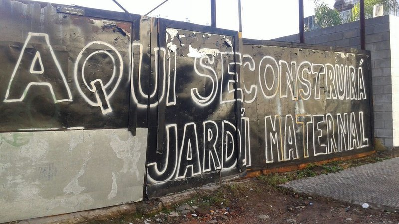 Que florezcan las escuelas | Realizarán un festival en Chivilcoy 1985 para exigir la construcción de un jardín de infantes