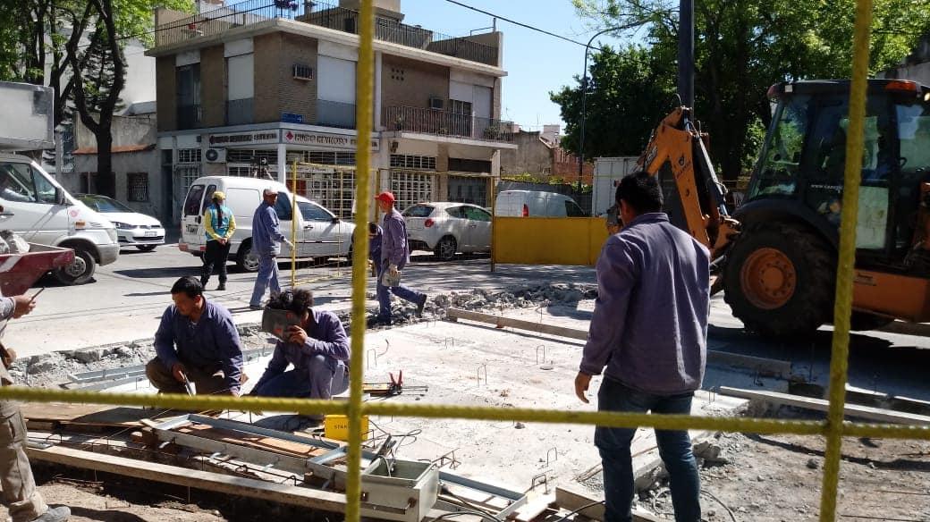 Un barrio convulsionado y lleno de rejas | En Villa Real comenzó la obra Zona Calma y crece la bronca de los vecinos