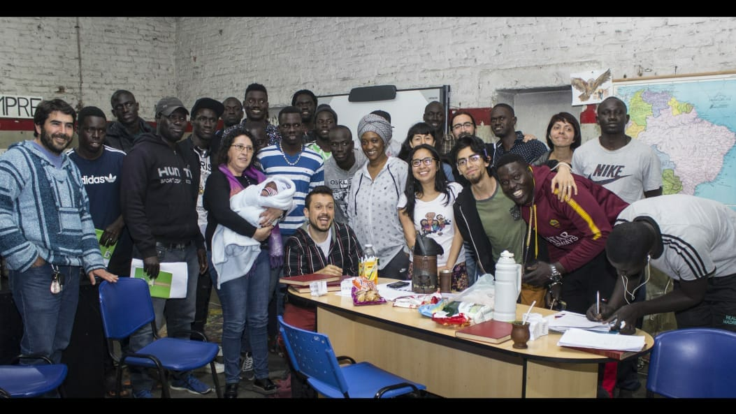 Senegaleses en Buenos Aires   La palabra como herramienta de integración