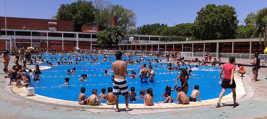 Fallas en el sistema | Pospusieron la inscripción para la colonia de verano en el Polideportivo Pomar