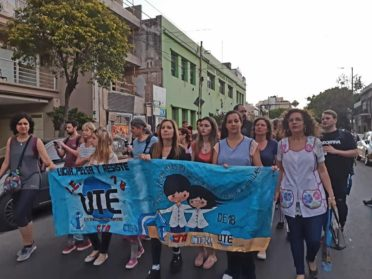 Monte Castro: un barrio unido en defensa del único Instituto de Formación Profesional gratuito de la Comuna 10