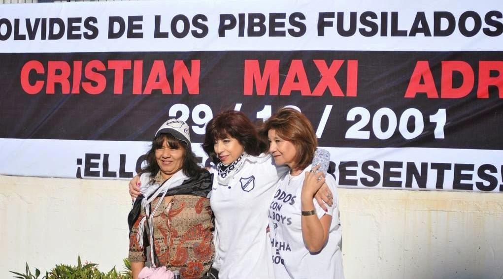 Floresta no olvida | Festival y Misa en homenaje a Maxi, Adrián y Cristian