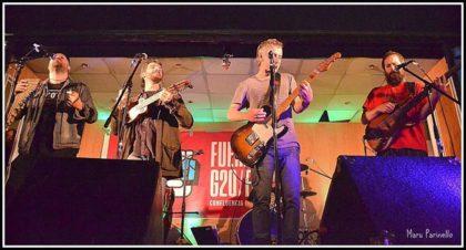 Rock y solidaridad | Arbolito toca gratis en Parque Avellaneda