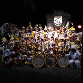 Los Revoltosos, la murga que llena de música y baile Villa Real