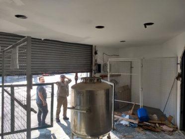 Villa Luro: Los trabajadores del Laboratorio Roux Ocefa, cada vez más cerca de volver a producir bajo autogestión