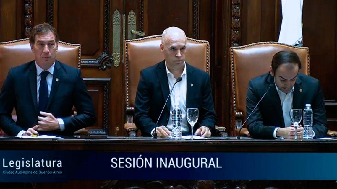 Rodríguez Larreta anunció cuando será la apertura de la Plaza del Corralón