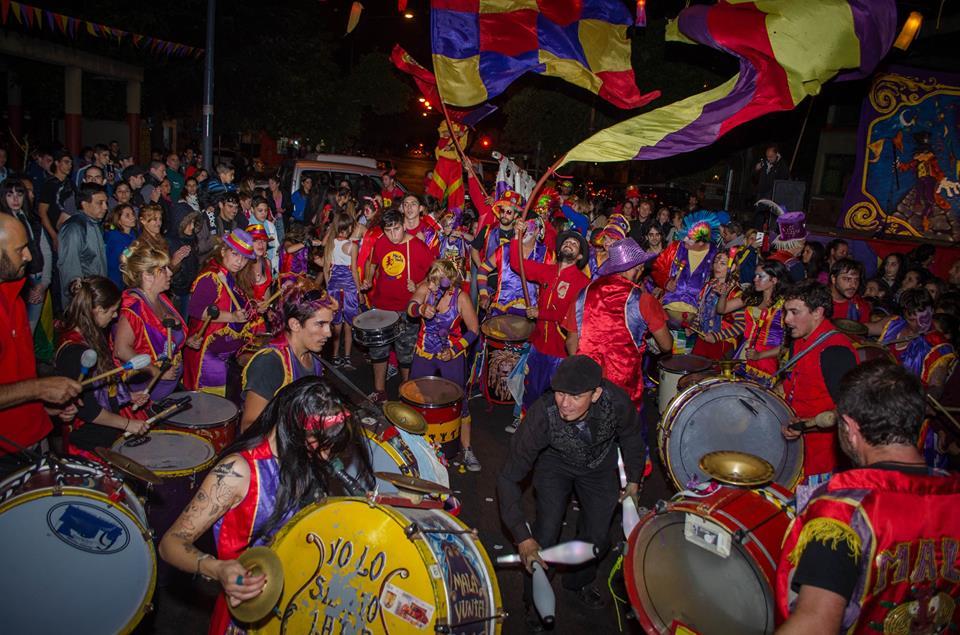 Autogestión y Carnaval |La Murga Malayunta festeja sus 23 años con un festival en la Plaza Banderín