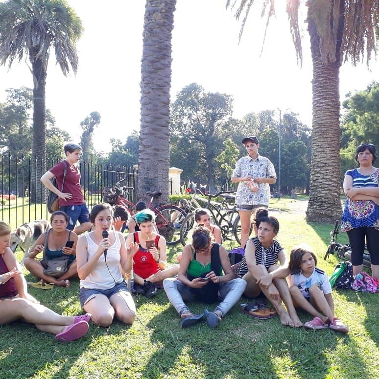 Parque Avellaneda: Presentan la Campaña Silbatazo que busca generar herramientas colectivas de alerta y prevención de intentos de secuestro