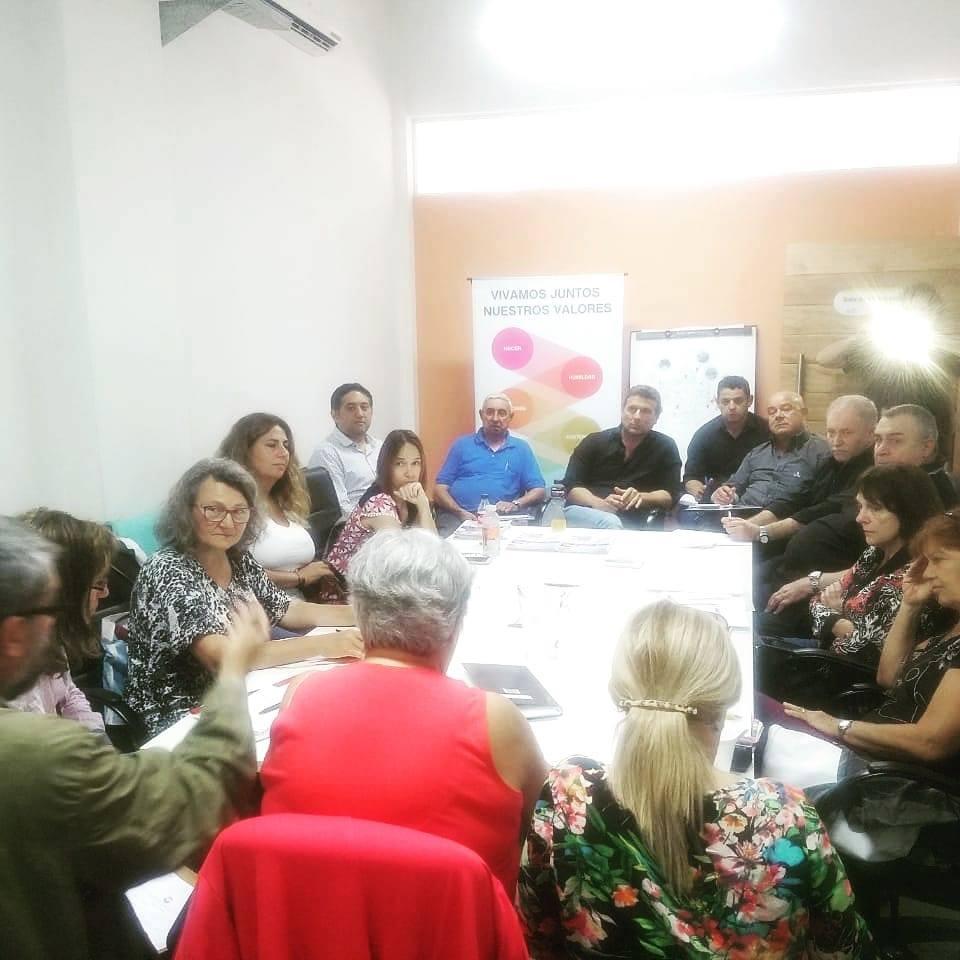 Corralón, tarifas y pedido de Informes | Se realizó la reunión mensual entre la Junta y el Consejo Consultivo de la Comuna 10