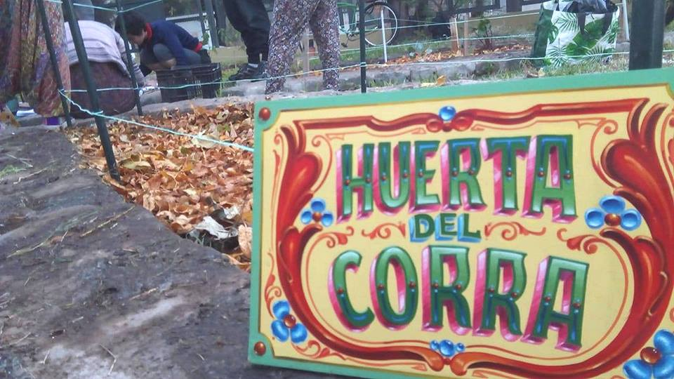 Semillas de trabajo comunitario | La Huerta del Corralón y una invitación a meter las manos en la tierra