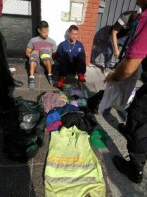 Frustran otro ataque de falsos barrenderos en Villa Real | Fueron detenidos mientras forzaban puertas sobre Tinogasta