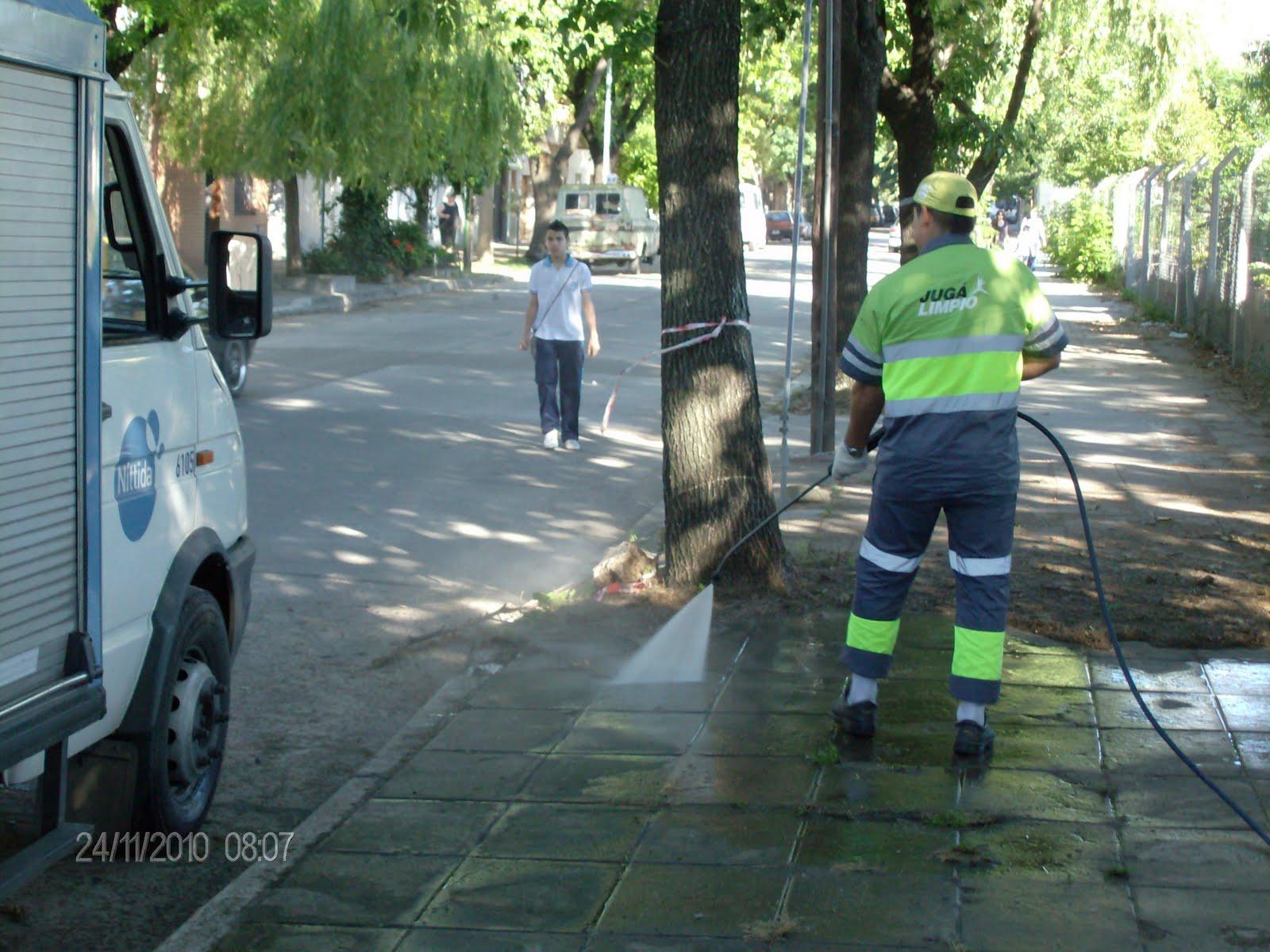 La empresa de limpieza cobraba servicios que no realizaba | El Consejo Consultivo logró que Nittida cumpla con sus obligaciones en la Comuna 10
