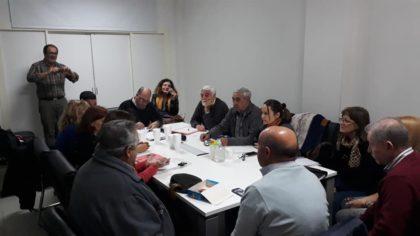 Se realizó la reunión mensual entre el Consejo Consultivo y la Junta Comunal