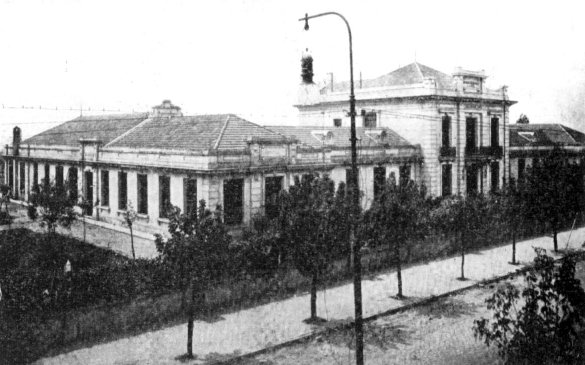 Historia del Asilo Rocca, un predio destinado al bien público