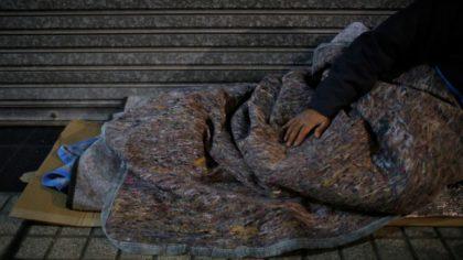 Números urgentes: en la Comuna 10 hay al menos 134 personas en situación de calle