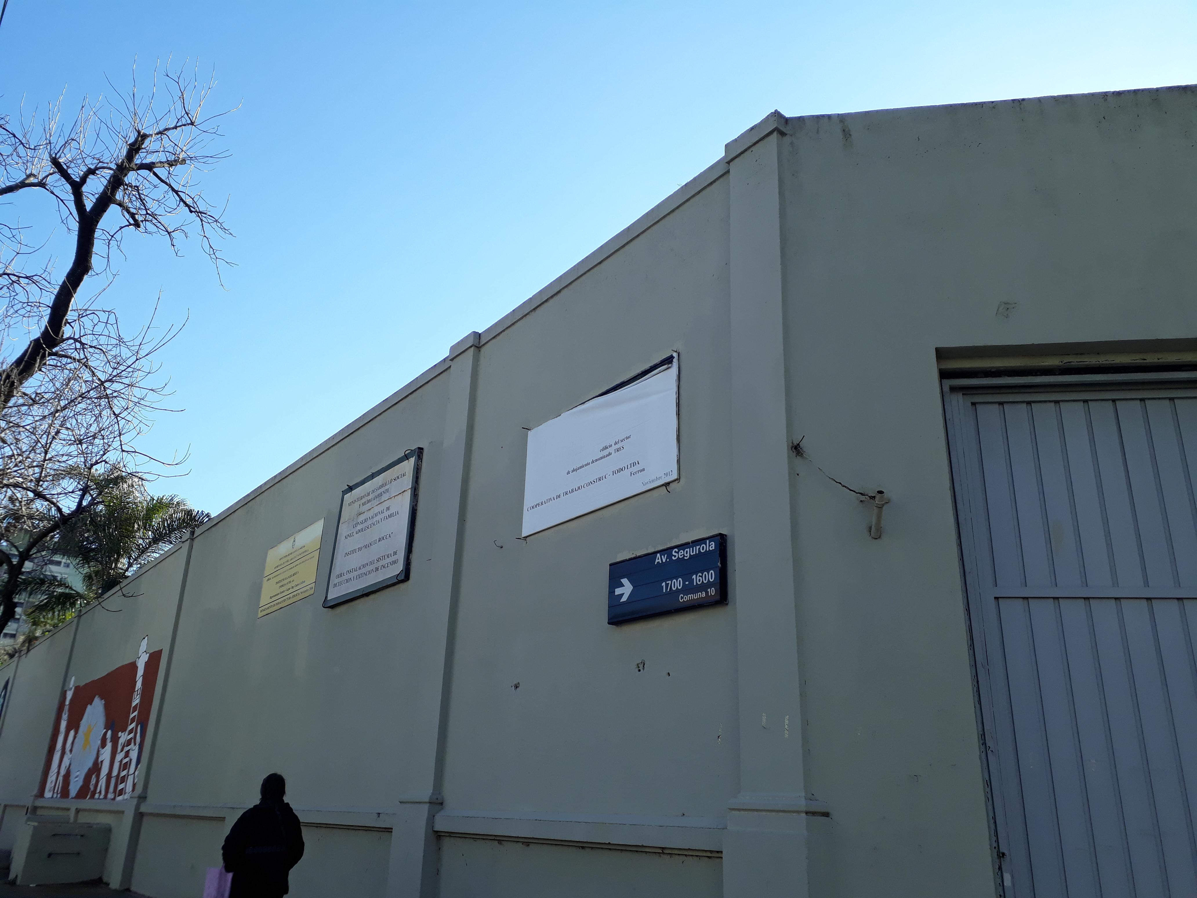 Monte Castro: buscan que el ex Instituto Rocca se transforme en un Polo Educativo
