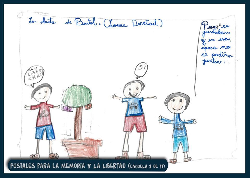 La memoria no es un cuento | Espacios para la Memoria de la Ciudad convocan a concurso literario para escuelas primarias