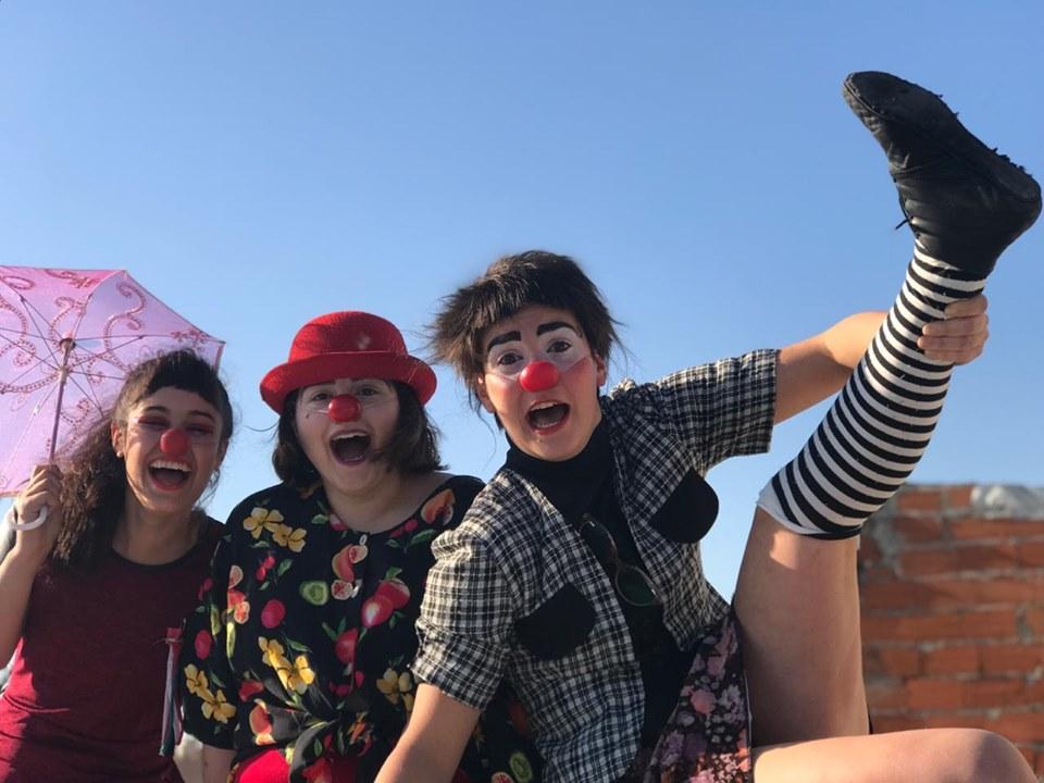 Murga, circo y teatro   El Día del Niño se festeja a lo grande en la Comuna 10