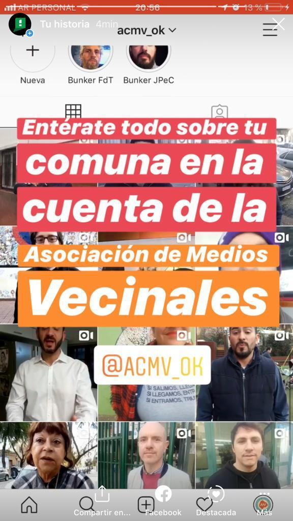La AMV realizó su cobertura periodística de las PASO | Las elección desde las Comunas