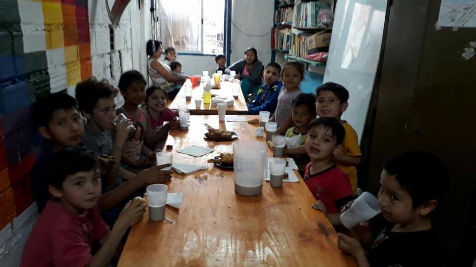 Emergencia Alimentaria en la Ciudad | Presentan ley para duplicar las raciones en comedores escolares y merenderos