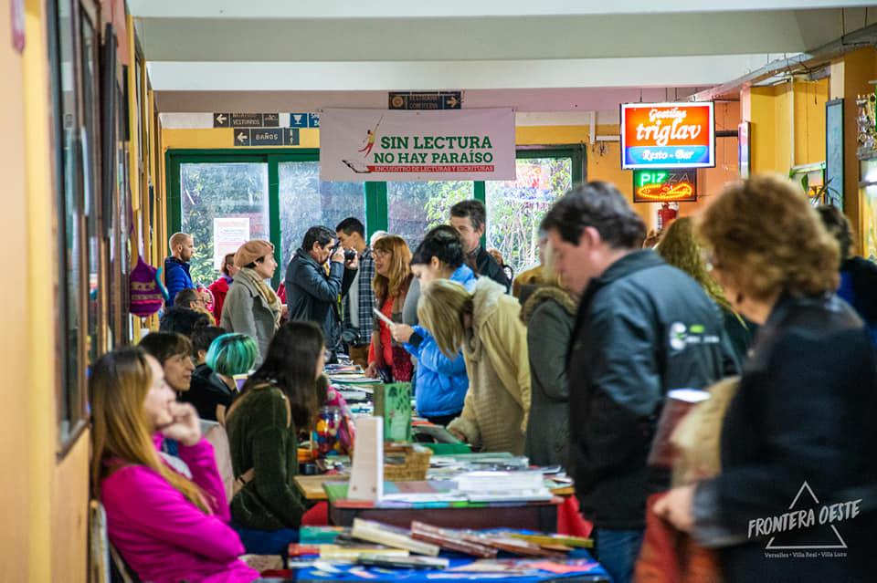 Un paraíso hecho de encuentros y palabras   Se realizó con éxito la Feria del libro de la zona oeste