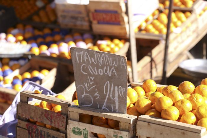 Verduras, lácteos y carnes a mitad de precio | Las Ferias de abastecimiento barrial ofrecen descuentos del 50 por ciento