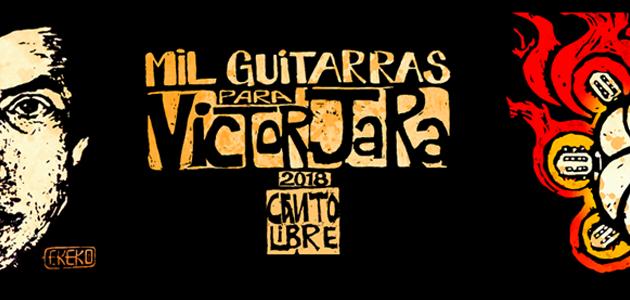 Las 1000 guitarras para Victor Jara sonarán en Floresta | Homenaje en Orletti al músico, a 46 años del golpe en Chile