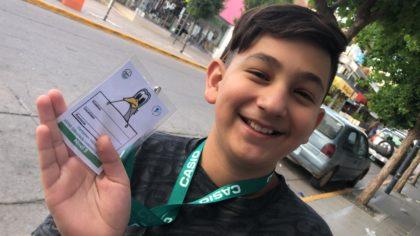 Un orgullo de la escuela pública y de Monte Castro | Alumnos de la Escuela Alejandro Aguado se destacan en la Olimpíada Matemática Argentina