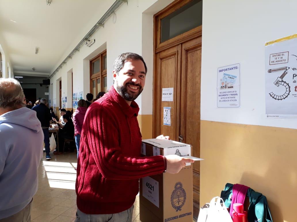Nueva comisaría, Cesac y Metrobus | El nuevo presidente comunal adelantó las propuestas para la Comuna 10