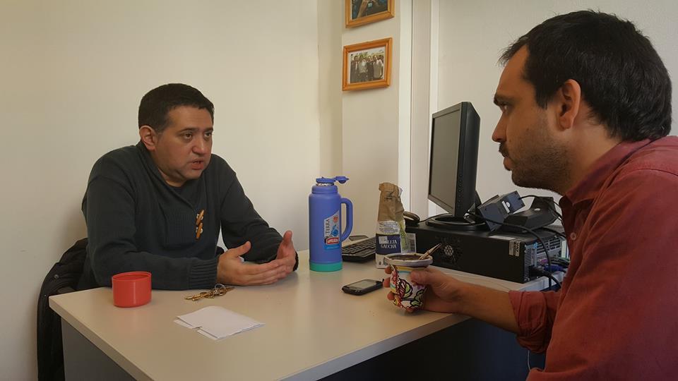 Un proyecto para profundizar el trabajo territorial | Tras 8 años de trabajo en la comuna, Leo Farías lanza el CEDET