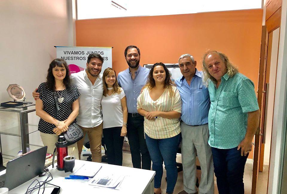 Se reunió por primera vez la nueva Junta Comunal 10   En busca de diálogo y consenso