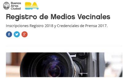En defensa de la democratización de la comunicación | La justicia porteña falló a favor de los medios vecinales