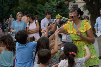 Verano al aire libre | Vuelve el ciclo Vamos las Plazas a la Comuna 10