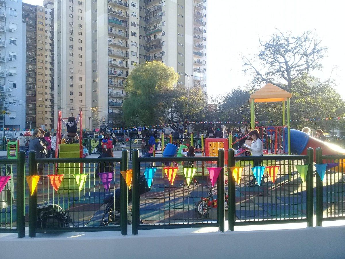 Monte Castro: convocan a una juntada de firmas para exigir el mantenimiento de la Plaza