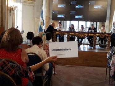 Polo Educativo sí,  Negocios inmobiliarios, no | La Audiencia pública por el Rocca demostró el rechazo de la Comuna 10 a la venta del predio