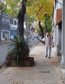"""Polémico: El gobierno asegura que realizó """"687 intervenciones de desinsectación"""" por tema Dengue en la Comuna 10"""
