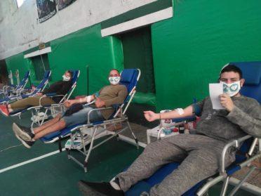 Solidaridad que se lleva en la sangre | Exitosa jornada de donación de Sangre en Monte Castro
